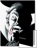 Stokers Dracula No.4 Cover: Dracula Art by Dick Giordano