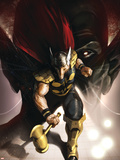 Secret Invasion Aftermath: Beta Ray Bill - The Green Of Eden No.1 Cover: Beta-Ray Bill Wall Decal