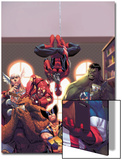 Marvel Reading Chronology 2009 Cover: Spider-Man Posters by Jorge Molina