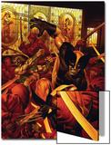 Wolverine/Hercules: Myths, Monsters & Mutants No.1 Cover: Wolverine and Hercules Fighting Art by Joe Jusko