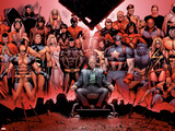 House of M: Professor X Wall Decal by Olivier Coipel