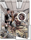 Omega: The Unknown 6 Cover: Marvel Universe Print by Farel Dalrymple