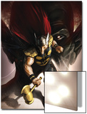 Secret Invasion Aftermath: Beta Ray Bill - The Green Of Eden No.1 Cover: Beta-Ray Bill Posters
