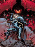 Fear Itself: The Fearless No.12 Cover: Valkyrie Plastic Sign by Mark Bagley