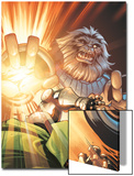 Doctor Doom and The Masters of Evil No.3 Cover: Blastaar Art by Karl Kerschl