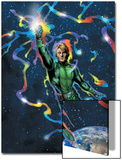 Doctor Spectrum 6 Cover: Dr. Spectrum Charging Posters by Travel Foreman