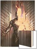 Human Torch Comics 70th Anniversary Special No.1 Cover: Human Torch Poster by Adi Granov