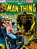 Man-Thing No.16 Cover: Man-Thing Prints by Val Mayerik