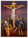 The Crucifixion of Christ Prints