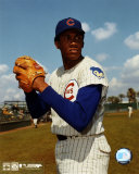 Ferguson Jenkins - Ball in glove, posed Foto