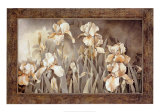 Field of Irises Posters by Linda Thompson