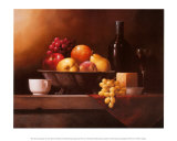 Wine and Cheese Prints by Victor Santos
