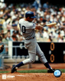 Ron Santo - Batting action Photo