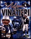 Adam Vinatieri - Super Bowl XXXVIII Champions Collection (Limited Edition) ©Photofile Photographie