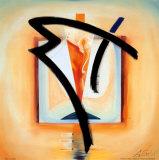 Beyond Square IV Art by Alfred Gockel