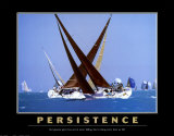 Motivational Persistence Posters