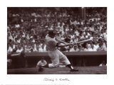 Mickey Mantle, 1956 Pster