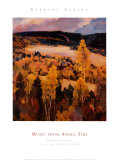 Ute Park New Mexico Prints by Barbara Zaring