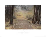 Silent Path Prints by Barbara Kalhor