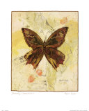 Butterfly I Print by Phyllis Knight