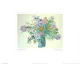 Bouquet a la Fleur Jaune Plakater af Raoul Dufy
