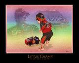 Little Champ Posters af Harrison Woods
