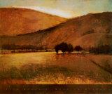 Morning Meadow Prints by Seth Winegar