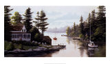 Cottage Country Prints by Bill Saunders