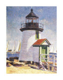 Nantucket Lighthouse Prints by Sam Barber