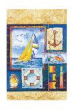 Nautica IV Prints by Alexander Churchill