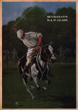 Buchanan's Polo Poster