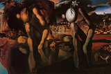 The Metamorphosis of Narcissus, c.1937 Print by Salvador Dal&#237;