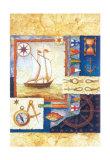 Nautica III Print by Alexander Churchill