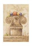 Capiteles con Frutas II Posters by Javier Fuentes