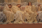Dreamers Art by Albert Joseph Moore
