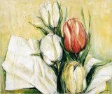 Tulipa Antica Print by Elisabeth Krobs