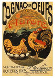 Cognac Aux Oeufs Posters