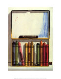 Crayon Box II Prints by David Brega