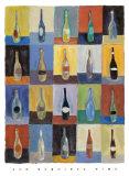 Vino Kunstdrucke von Joe Esquibel