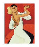Tango Valentino Limited Edition by Marsha Hammel