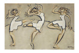 Three Graces Verzamelobjecten van Marsha Hammel