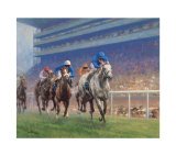 Diamond Stakes Ascot, 1999 Collectable Print by Graham Isom