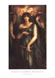 Astarte Syriaca Giclee Print by Dante Gabriel Rossetti