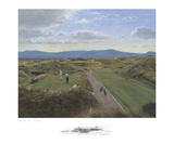 Waterville 12th Hole Reproductions de collection par P. Munro