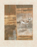 Safari I Prints by Zella Ricci