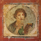 Frescos from Pompei I Prints