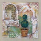 An Italian Garden II Art by M. Patrizia