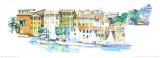 Fishing Villages of Liguria II Print