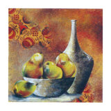 Autumn Still Life III Prints by M. Patrizia