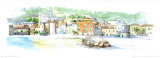 Fishing Villages of Liguria III Prints